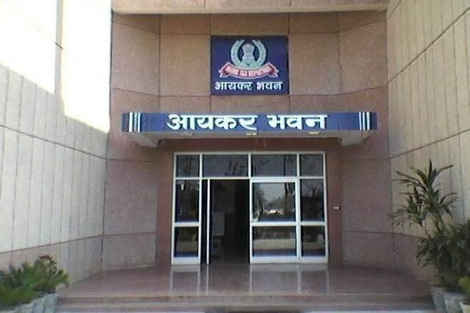 आयकर विभाग ने कानपुर में तलाशी ली