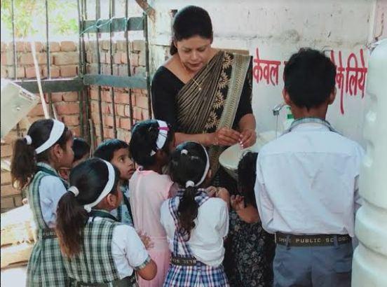 संक्रमण को रोकने के लिए हाथ की स्वच्छता एक शानदार तरीका है : प्रदीप ओबराय