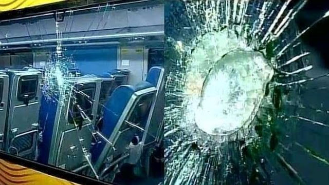 पत्थरबाजों के निशाने पर आई तेजस एक्सप्रेस, वंदे भारत पर भी हो चुका है हमला!