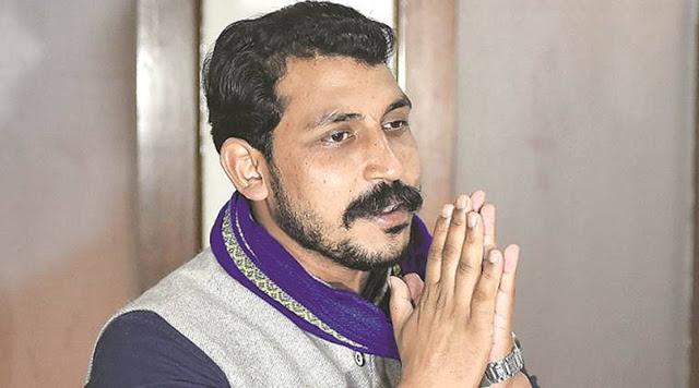 अखिलेश, मुलायम हैं भाजपा के एजेंट : भीम सेना प्रमुख