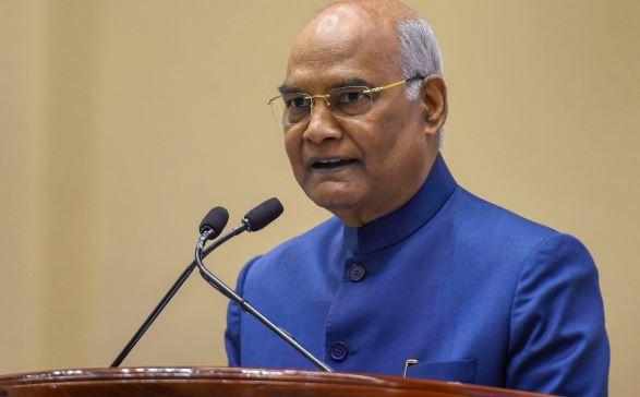 कुशल, निष्पक्ष एवं प्रशासन व्यवस्था राष्ट्र-निर्माण का प्रमुख घटक: कोविन्द