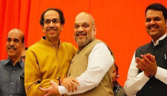 नहीं झुकी शिवसेना तो टूटेगा गठबंधन, 100 से अधिक सीटें देने केलिए तैयार नहीं BJP