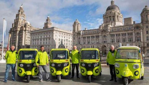 OLA ने UK में शुरू किया ऑटोरिक्शा का परिचालन