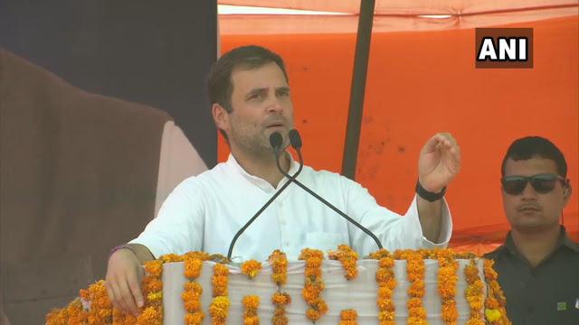 PM मोदी नकली वादे करते हैं वो, कभी पूरे नहीं होंगे: राहुल गांधी
