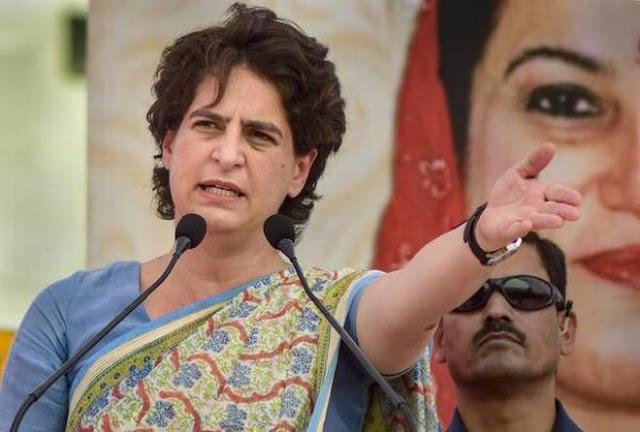 पहलू खान के फैसले पर प्रियंका ने दिया 'बड़ा बयान'