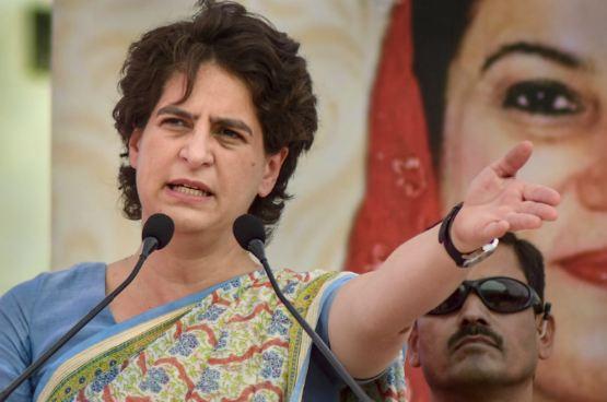 वित्त मंत्री को राजनीति से ऊपर उठकर जनता से सच बोलने की जरूरत: प्रियंका गांधी