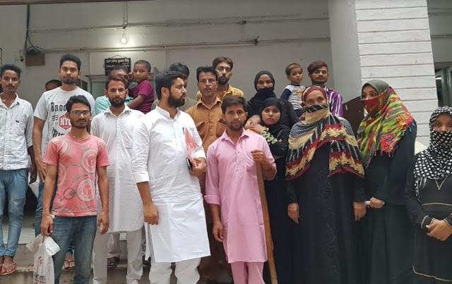 वोटों की खातिर आज़म खान ने गरीबों को दिया धोखा, मकानों के फ़र्ज़ी आवंटन पत्र बांटे