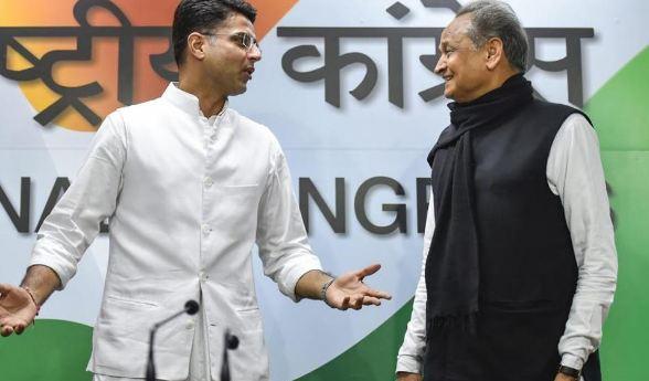 तो क्या अब राजस्थान के सीएम अशोक गहलोत और कांग्रेस के प्रदेशाध्यक्ष सचिन पायलट इस्तीफा देंगे?