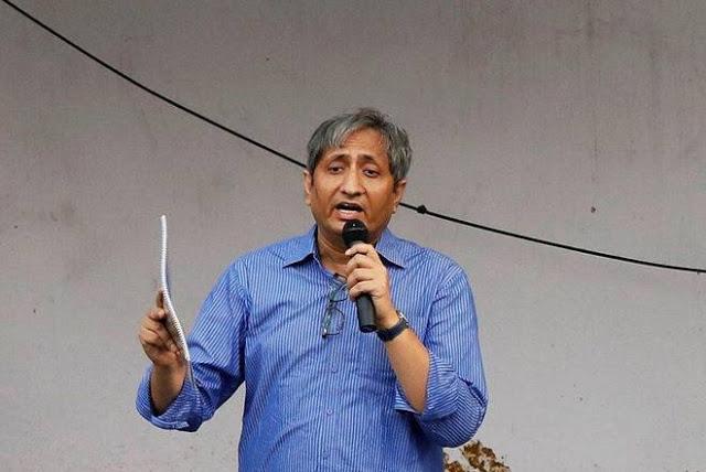 पत्रकार रवीश कुमार को मिला रेमन मैग्सेसे अवॉर्ड