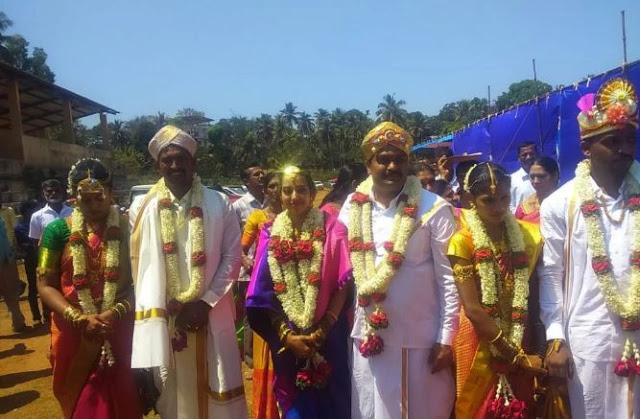 विधायक ने सामूहिक विवाह में कराई बेटे की शादी, बोले- फ़िज़ूलख़र्ची पर कंट्रोल जरूरी