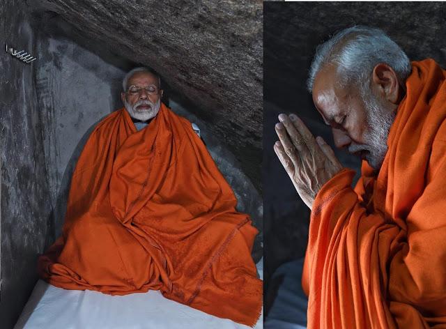 मैं कभी भगवान से कुछ नहीं मांगता: PM मोदी