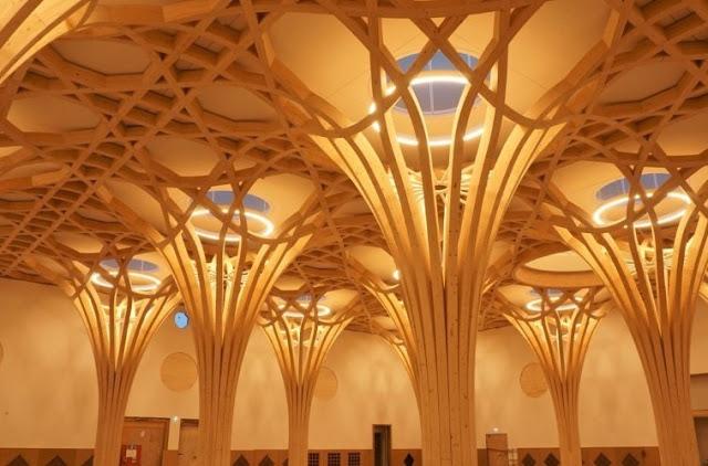 यूरोप की पहली 'इको मस्जिद' कैम्ब्रिज में इबादत के लिए खुली