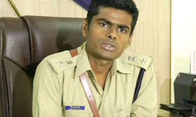 सिंघम नाम से मशहूर इस पुलिस ऑफिसर ने दिया इस्तीफा