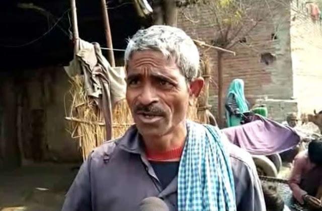 दलित को कोल्हू से बांध कर पीटा और जूते मेंं पिलाई पेशाब