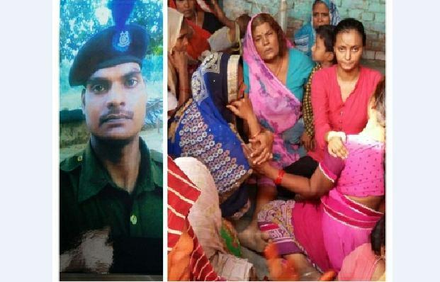 अनंतनाग के बडे आतंकी हमले में ग़ाज़ीपुर का लाल मनोज शहीद