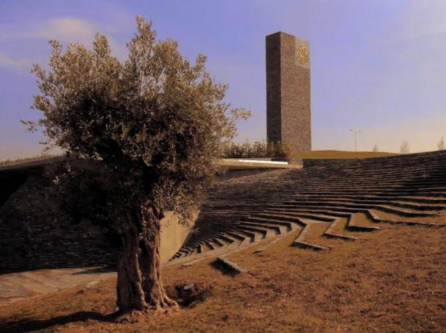 गार-ऐ- हिरा से प्रेरित ज़मीन के नीचे बनाई गई मस्जिद को मिला दुनिया का सबसे बड़ा अवार्ड