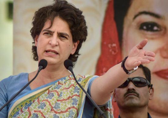 जो आज कश्मीर में हो रहा है इससे ज्यादा राजनीति और राष्ट्र विरोधी नहीं हो सकता: प्रियंका