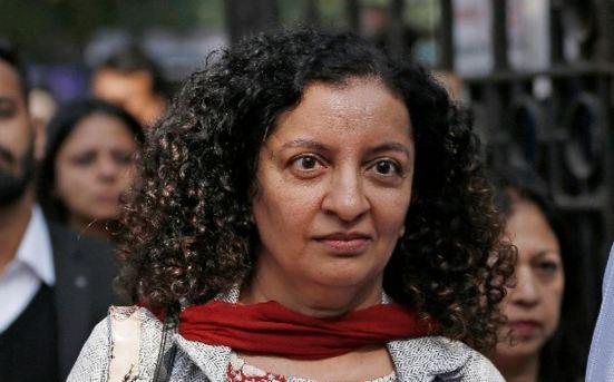 पत्रकार प्रिया रमानी के खिलाफ  मानहानि का आरोप तय