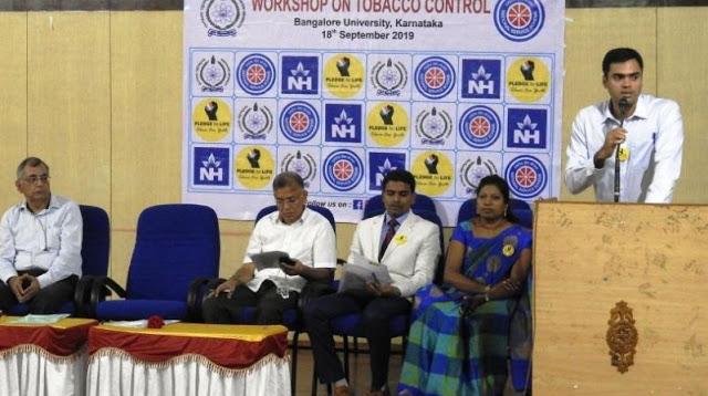 कर्नाटक में हर दिन तंबाकू के कारण 140 लोगों की मौत