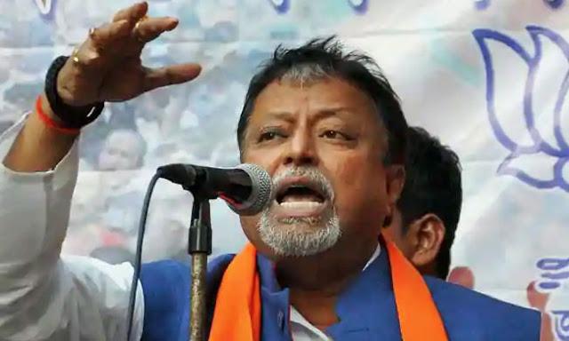 ममता के भाषण से भड़की पश्चिम बंगाल की हिंसा: BJP नेता मुकुल रॉय