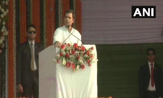 चुनाव जीतने के बाद ऐसा कदम उठाएंगे, जो किसी पार्टी ने कभी नहीं उठाया: राहुल