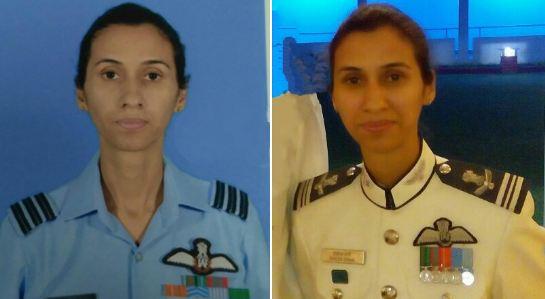 फ्लाइंग यूनिट की पहली महिला फ्लाइट कमांडर बनी एस धामी