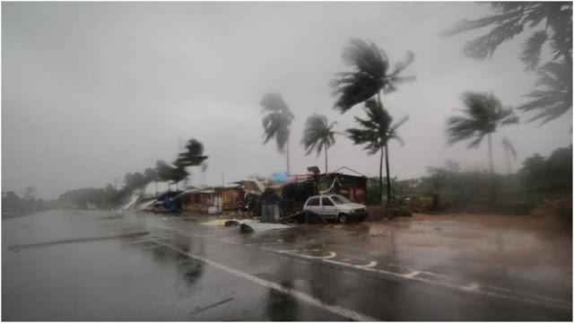 मौसम विभाग की चेतावनी- 24 घंटों में भीषण रूप ले सकता है हवा-तूफान