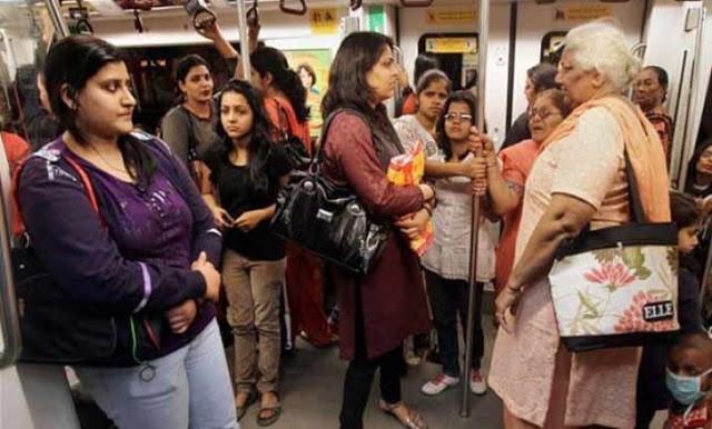 महिलाओं को इस शर्त पर मिल सकता है मेट्रो में मुफ्त सफर योजना का फायदा