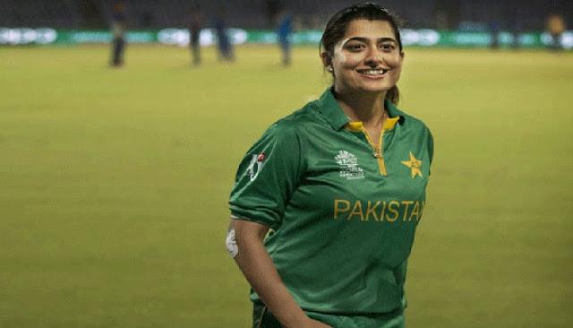 सना मीर बनीं वनडे में सबसे ज्यादा विकेट लेने वाली स्पिनर