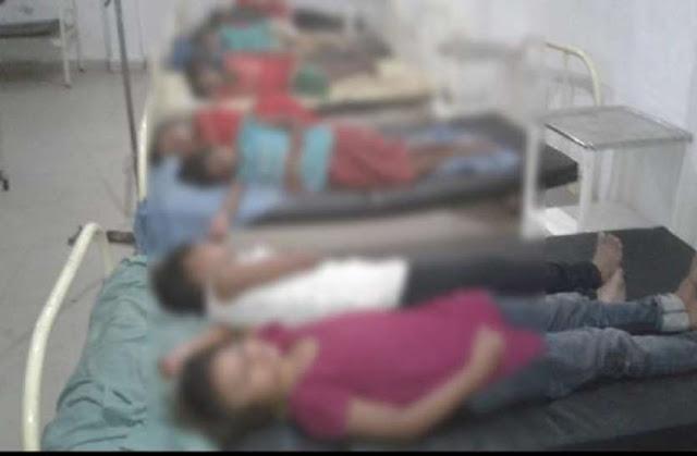 छात्राओं की पिटाई मामले में 9 गिरफ्तार