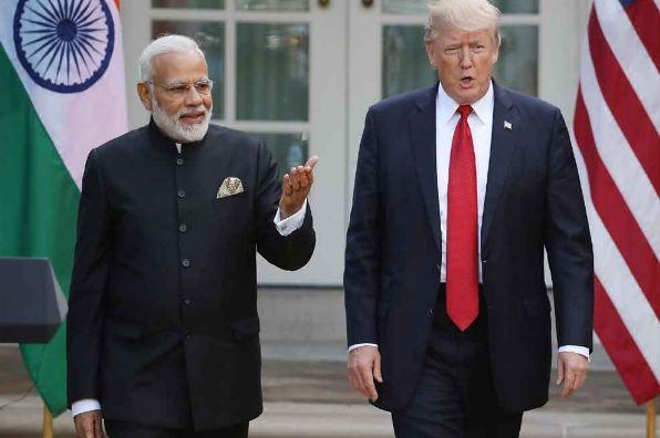 कश्मीर पर अमरीका की मध्यस्थता अब भारत के लिए फायदेमंद