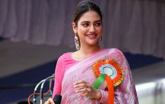 मुझे नहीं लगता, मैंने हिन्दू से शादी कर गलत किया: नुसरत