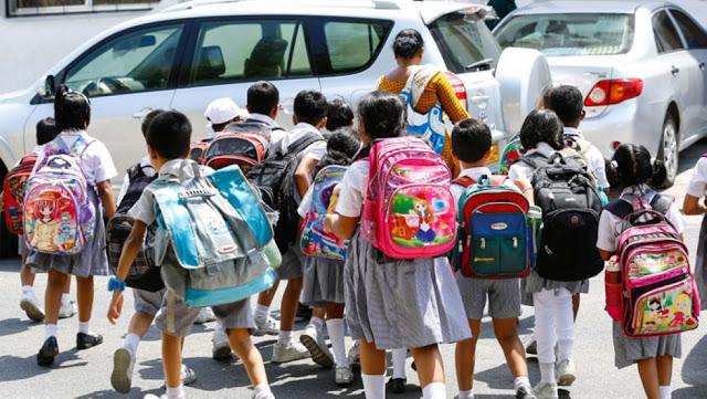 आठवीं तक के बच्चों की गर्मी की छुट्टी एक सप्ताह बढ़ी, गर्मी का कहर जारी