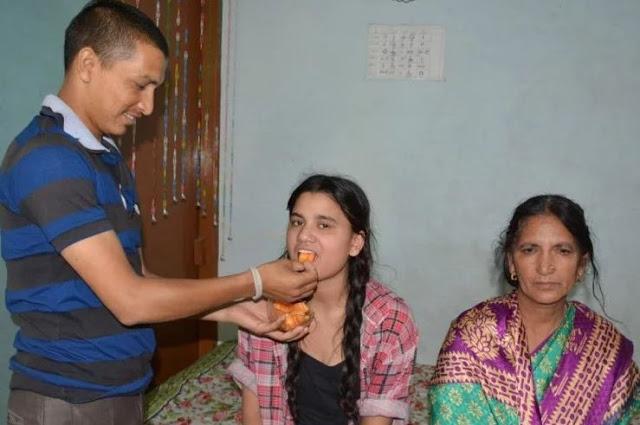 पुलवामा शहीद की बेटी गंगा ने अच्छे नंबरों से पास की CBSE 12वीं परीक्षा