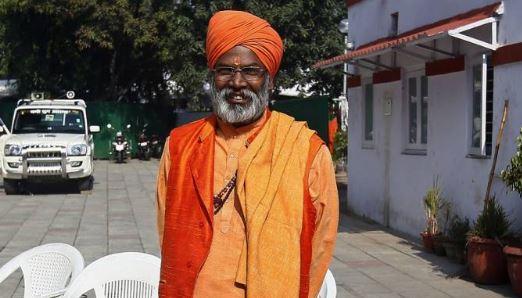 6 दिसंबर तक अयोध्या में राम मंदिर का निर्माण प्रारंभ हो जाएगा: साक्षी महराज