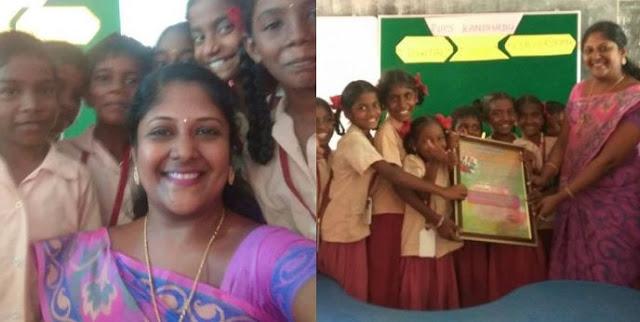 गरीब बच्चों को कॉपी-किताब दिलाने के लिए इस टीचर ने बेच दिए अपने गहने...