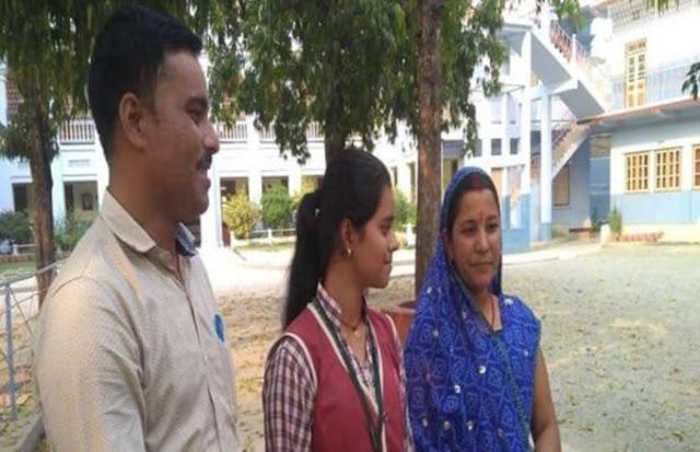 रोहिणी ने किया बिहार टॉप, पिता हैं एलआईसी एजेंट