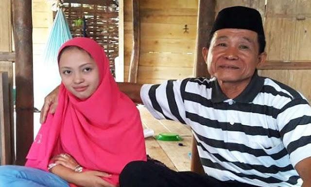 जब 62 साल के सुलेमान ने 44 साल छोटी लड़की से की शादी