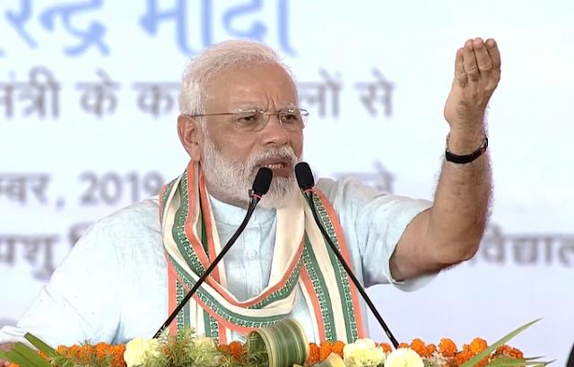 गाय शब्द सुनते ही कुछ के बाल खड़े हो जाते हैं: PM मोदी