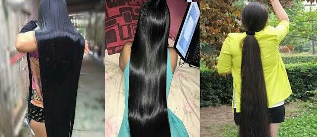 इस गांव में महिलाओं की हाइट से भी ज्यादा लम्बे होते हैं उनके बाल...