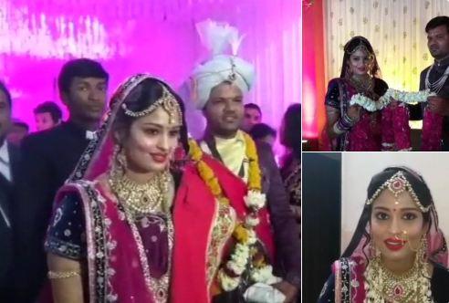 ट्विटर पर श्रीलंका की युवती से दोस्ती, वीडियो कॉल पर प्यार, फिर ऐसे हुई शादी