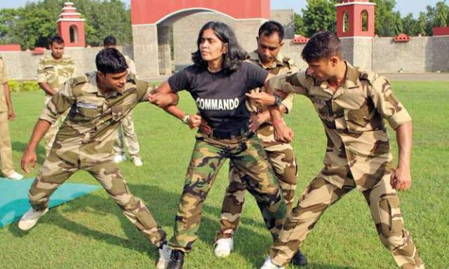 अब तक हजारों आर्मी कमांडो तैयार कर चुकी हैं सीमा