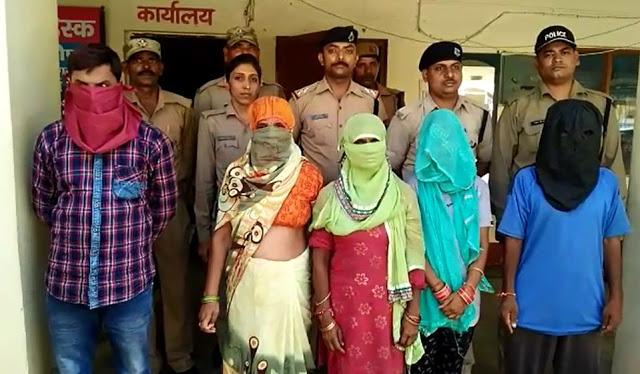 नाबालिग लड़की की शादी करने के आरोप में 6 लोगो के खिलाफ मुकदमा दर्ज