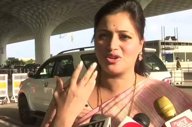 BJP की महिला सांसद पर आजम के बयान को नवनीत रवि राणा ने बताया शर्मनाक