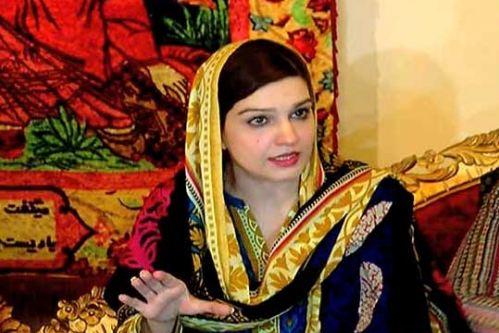 पाकिस्तान के स्वतंत्रता दिवस कार्यक्रम में शामिल हुई यासिन मलिक की बीवी मशाल