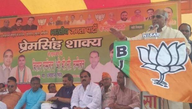 यह लोकसभा चुनाव हिंदुस्तान बनाम पाकिस्तान : BJP मंत्री