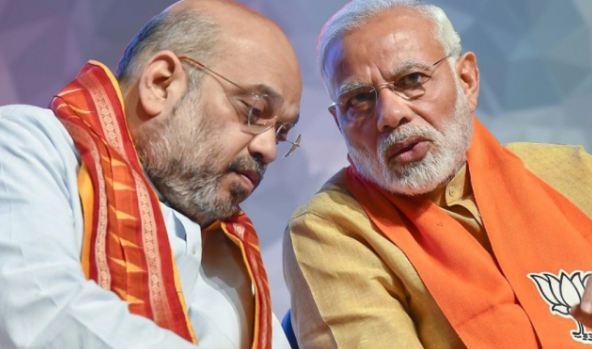 मोदी और शाह को याद रखना चाहिए कि वे भी एक दिन बनेंगे 'पूर्व': कांग्रेस
