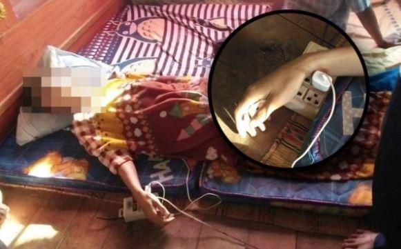 चार्जिंग पर फ़ोन लगाकर सोए युवक की ऐसे हो गयी मौत, आप न करें ये गलती