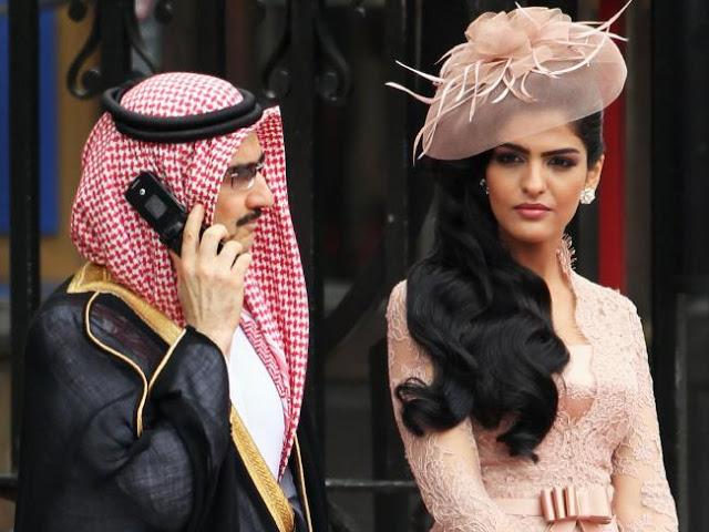 बिना हिजाब के काफी मॉडर्न दिखती है सऊदी अरब की प्रिंसेस...