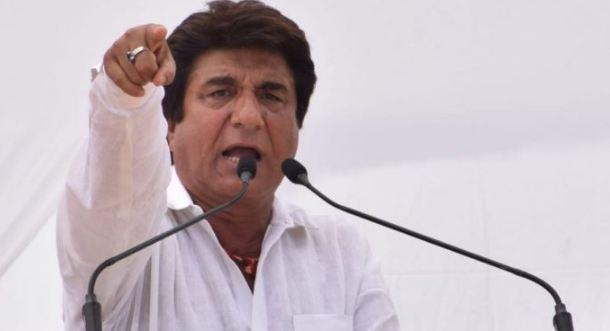 नफरत फैलाकर राज करना चाहती है BJP: राजबब्बर